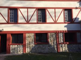 petit gite du Domaine de Seraincourt, Seraincourt (рядом с городом Avernes)