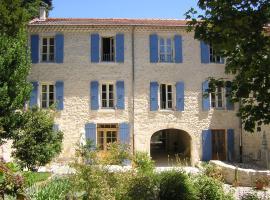 La Rialhe, Taulignan (рядом с городом Montbrison-sur-Lez)