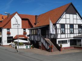 Hotel Gasthof Luis, Warburg