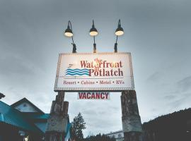 The Waterfront at Potlatch, Shelton