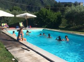 Appartamento Agata con piscina, Diecimo