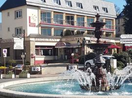 Bagnoles Hotel - Contact Hotel