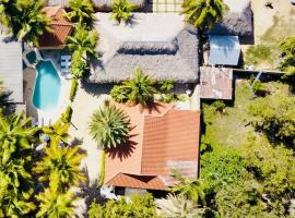 Hotel El Cayito Beach Resort Montecristi, San Fernando de Monte Cristi (Dajabón yakınında)
