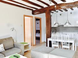Apartamentos Turísticos Rincones del Vino, Эскарай (рядом с городом Ojacastro)