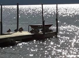 Siesta Cabins, Sundridge (Port Loring yakınında)