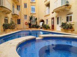 Misrah ta cenc with pool