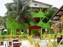 Marino Hotel, Isla Grande