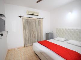 Family Apartment In Calangute Goa