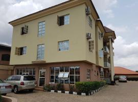 Goshenville Hotel, Akure (Near Ado-Ekiti)