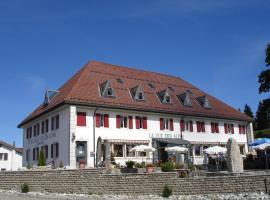 Hotel Restaurant Vue-des-Alpes, La Vue des Alpes (Cernier yakınında)