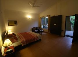 Mogli Resort Kanha, Kānha (рядом с городом Dhanwār)