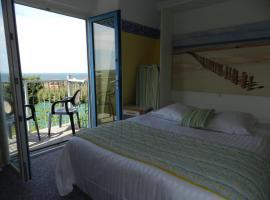 Hotel Le Vivier - Vue Mer