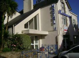 Hotel Restaurant Les Brieres, Herbignac (рядом с городом Ranrais)