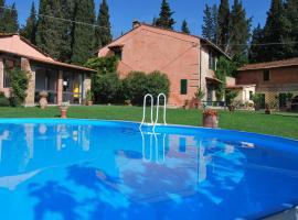 Casa sull'Aia, Lastra a Signa (Marliano yakınında)