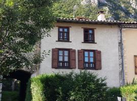 Le Caroulet, Монсегюр (рядом с городом Montferrier)