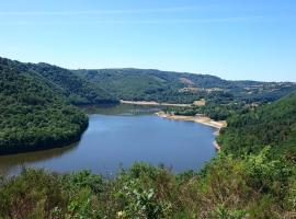 Résidence Etap'Auvergne, Miremont (рядом с городом Les Ancizes-Comps)