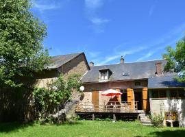 Holiday home Gacogne, Gâcogne (рядом с городом Lormes)