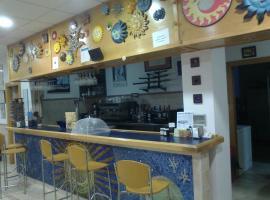 Hostería Sol, Сан-Мигель-де-Меруэло (рядом с городом Сан-Мамес-де-Меруэло)