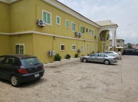 First Molac Hotel, Akure