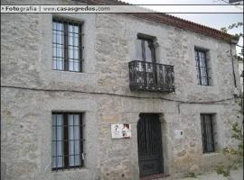 Casa Rural La Cañada Real, Horcajo-Medianero (Santiago de la Puebla yakınında)