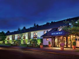 Hotel am Wald, Monheim (Baumberg yakınında)