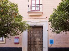 Hotel Casa de las Cuatro Torres, Cádiz