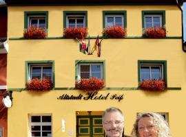 Altstadt Hotel Peiß