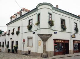 Penzion Danuše, Telč