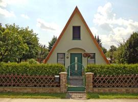 Ferienhaus Angermuende UCK 1091, Dobberzin (Felchow yakınında)