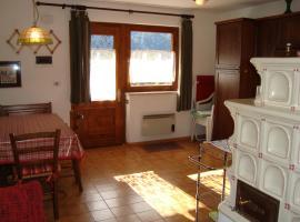 Appartamento Villaggio Fassano, Campestrin
