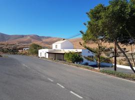 Casa Ines, Valle de Santa Inés (Betancuría yakınında)