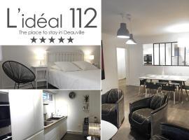L'Idéal 112 (83m2, 2 chambres, Parking)