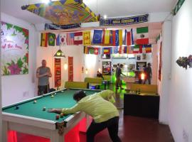 PayPurix Hostel - Lima Airport