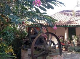 Hacienda El Orquideal, Piedecuesta (Los Curos yakınında)