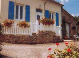 Gite avec vue dominante, Châteaulin (рядом с городом Saint-Coulitz)