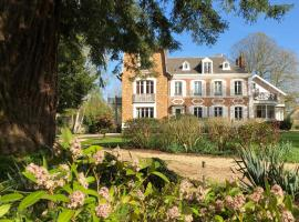 La villa rochette, Forges-les-Bains (рядом с городом Fontenay-lès-Briis)