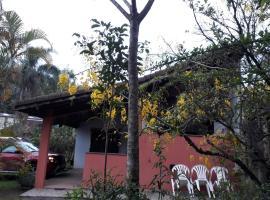 Hostel Capricórnio, Santana de Parnaíba