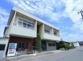 恵美寿荘, Takashima (De-kamo yakınında)