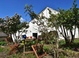 La Maison Bleue, Saint-Gengoux-le-National (рядом с городом Burnand)