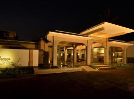Heritage Resort Hampi, Хампи