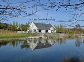 Oughterard Hostel & Angling Centre, Утерард (рядом с городом Rusheeny)