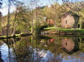 Moulin des Vernes, Ouroux en Morvan (рядом с городом Gâcogne)