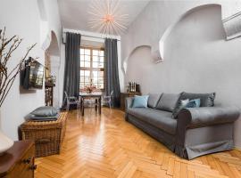 """""""4500 talarów"""" apartament w kamienicy """"Pod gryfami"""""""