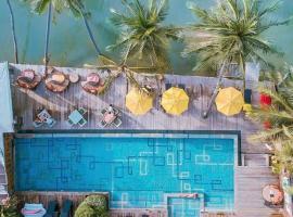 Tango Luxe Beach Villa Samui