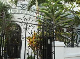 Villa Juanita Boutique Hotel, Havana