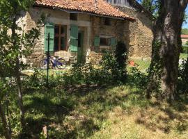 Le Petit Grange, Le Lindois (рядом с городом Massignac)