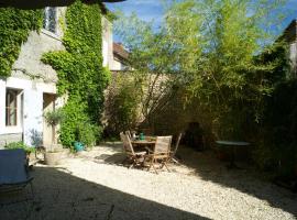 L'atelier des sources, Angles-sur-l'Anglin (рядом с городом Tournon-Saint-Martin)