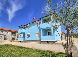 Lara Apartments, Умаг (рядом с городом Vilanija)