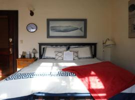 Private Airy Room in Charming Historic Home, Easy Walk to Downtown!
