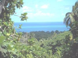 Marysol Lodging, San Andrés (El Tamarindo yakınında)